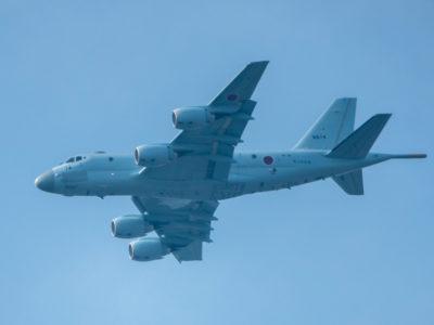 哨戒機「P-1」