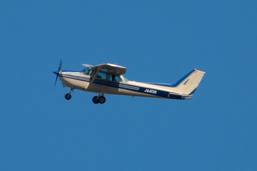 セスナ式C172P型
